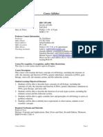 UT Dallas Syllabus for biol3351.001.10f taught by Gail Breen (breen)