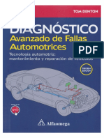 Tom Denton Diagnostico Avanzado de Fallas Automotrices