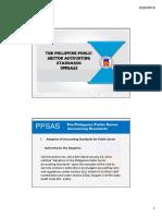 PPSAS Presentation of Dir Ursal COA Updates
