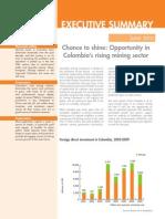 Mining Intelligence Series