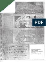 Experiencias de Planificacion Urbana en La Region de Cochabamba