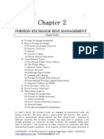 Chapter 2 - Foreign Exchange Risk Management