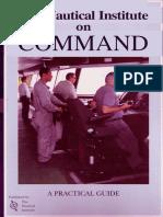 NI the Nautical Institute on Command
