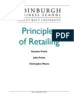 Principles Retailing Course Taster