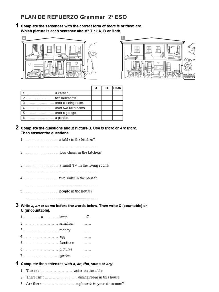 Plan Refuerzo Grammar advanced english in use 1 | Language Mechanics |  Style (Fiction)