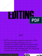Editing definitions