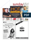 Hot Hawkers in Singapore