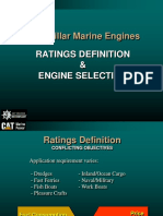 Ratings Definition & Engine Selection