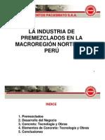 La Industria de Pre Mezclado