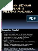 Sejarah Kebangsaan & Filsafat Pancasila -Edit 2016