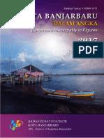 Kota Banjarbaru Dalam Angka 2017