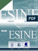 Presentación ESINE-Español-Inglesl 2010