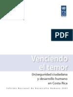 Informe Costa Rica 2005