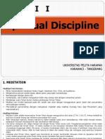 06 Spiritual Discipline