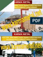 KARMA METAL-Yuk paleti kaldirma catali agir yuk kaldirma aparatlari yuk kaldirma araclari palet tasima arabasi hidrolik palet kaldirici cesitleri