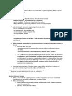 290COM Revision Notes