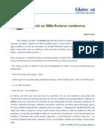 05a Texto Impreso - Cuando en Milán Llovieron Sombreros - Cuentos