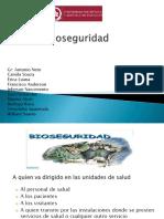 Trabajo de Bioseguridad
