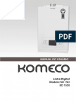 Komeco Digital Manual