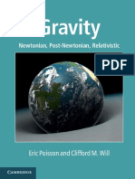 [Poisson E., Will C.M.] Gravity Newtonian, Post-N
