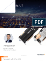Napatech 2017 CMD Presentation