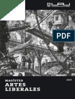 UAI Magíster en Artes Liberales 2017