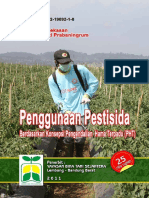 M-64 Penggunaan Pestisida Berdasarkan Konsepsi PHT