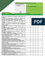 check-list procedimento de segurança montagem e desmontagem..pdf