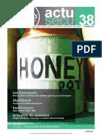 XMCO ActuSecu 38 Honeypots ShellShock