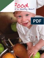 HRUK Healthy Food Leaflet