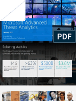 6 Microsoft Advanced Threat Analytics