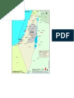 Division Actual Palestina Israel