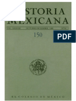 Historia Mexicana 150 Volumen 38 Número 2.pdf