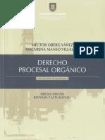 Manual Derecho Procesal Organico Hector Oberg Yanez