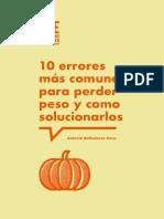 eBook 10 Errores