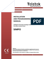 18020101 Installation and Programming SIMPO en RevE 072017