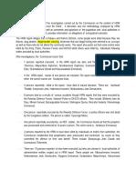 Le Rwanda conteste le rapport de Human Rights Watch sur les exécutions extra-judiciaires (résumé)