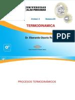 Semana 03 - Procesos Termodinamicos