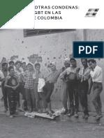 Colombia Diversa Personas LGBT en Carceles de Colombia 2013 2014