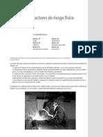 FACTORES DE RIESGO FÍSICO - HIGIENE INDUSTRIAL