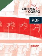 Catálogo - Cinema e Corpo
