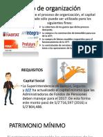 Administradoras de Fondo de Pensiones (Afp)