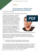 - Entrevista_ Mário Rosa, Consultor de Crises e Jornalista