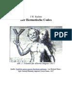 Der Hermetische Codex