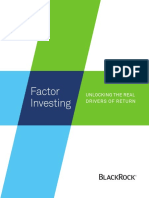 Factor Investing Brochure