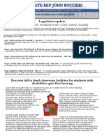 Boccieri October ENL 2017 - Legislative Update