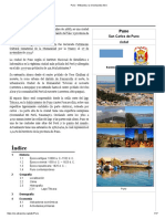 Puno - Wikipedia, La Enciclopedia Libre