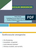 2 EAZ - Cardiovascular Emergencies