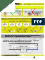 Instruções de Montagem Tubo T8