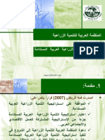 Arabic Ag Strategy -Lecture